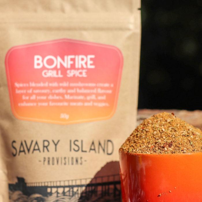 Bonfire Grill Spice
