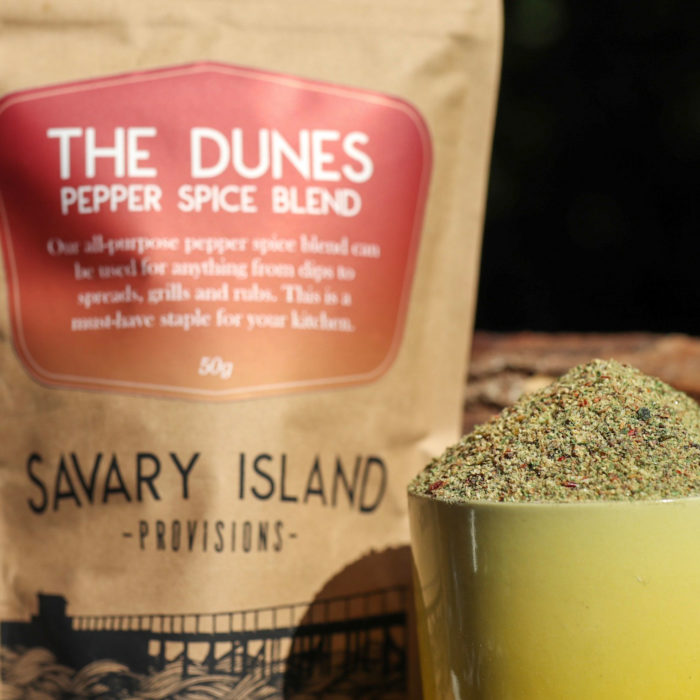 The Dunes Pepper Spice Blend