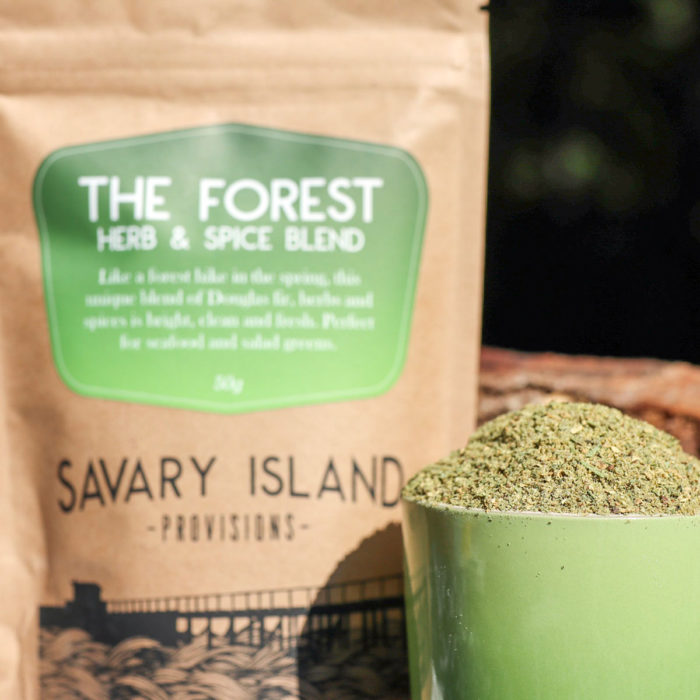The Forest Herb & Spice Blend