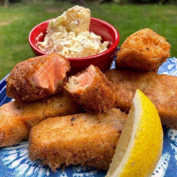 Seashore fish batter mix